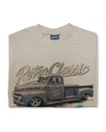 Jack's Shack 1952 ford f100 Monster Pick-Up Truck Mens T-Shirt