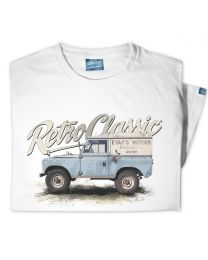 Uncle Andy's Landy 4x4 inspired Series 1 Mens T-Shirt