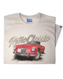 1960 MG MGA Mk1 1600 Roadster Mens T-Shirt