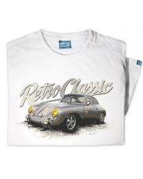 Porsche 356 Race Car T-Shirt