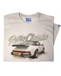 Porsche 911 Supersport Cabriolet Sports Car T-Shirt