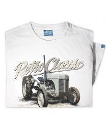 Grey Ferguson TE20 Tractor Womens T-Shirt