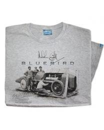 Mens 1925 Malcolm Campbell Land Speed Bluebird Sunbeam 350HP Car T-Shirt