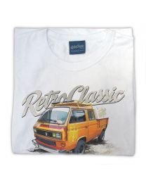 Gareth's T3 DoKa (double cab) Ladies Tee