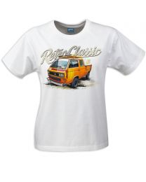 Gareth's T3 DoKa (double cab) Womans T-Shirt