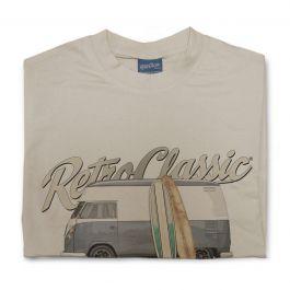 '62 Highroof campervan 'Urmas' Mens T-Shirt