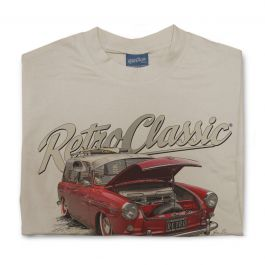 Rob's Surf Type 3 Squareback Mens Classic Car T-shirt
