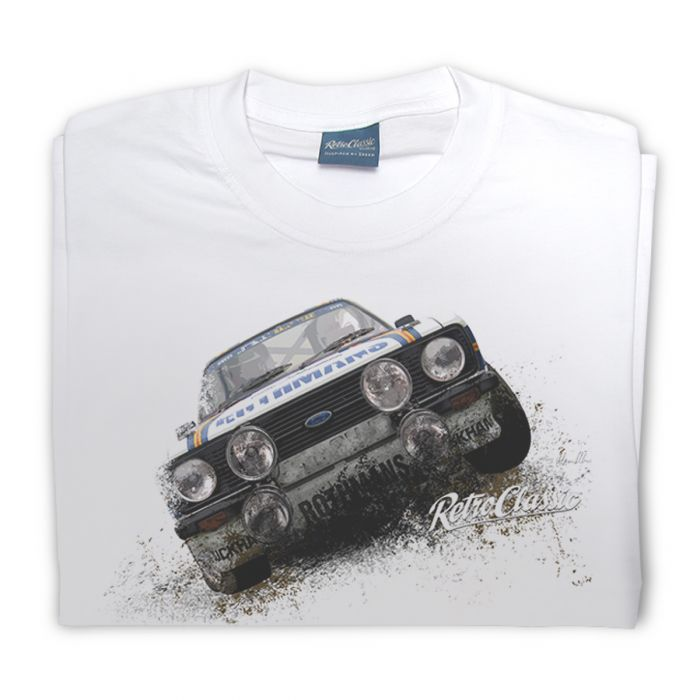Details about  /Mens MK2 Ford Escort Mark Two Organic Cotton T-Shirt Retro Car Eco Friendly Gift