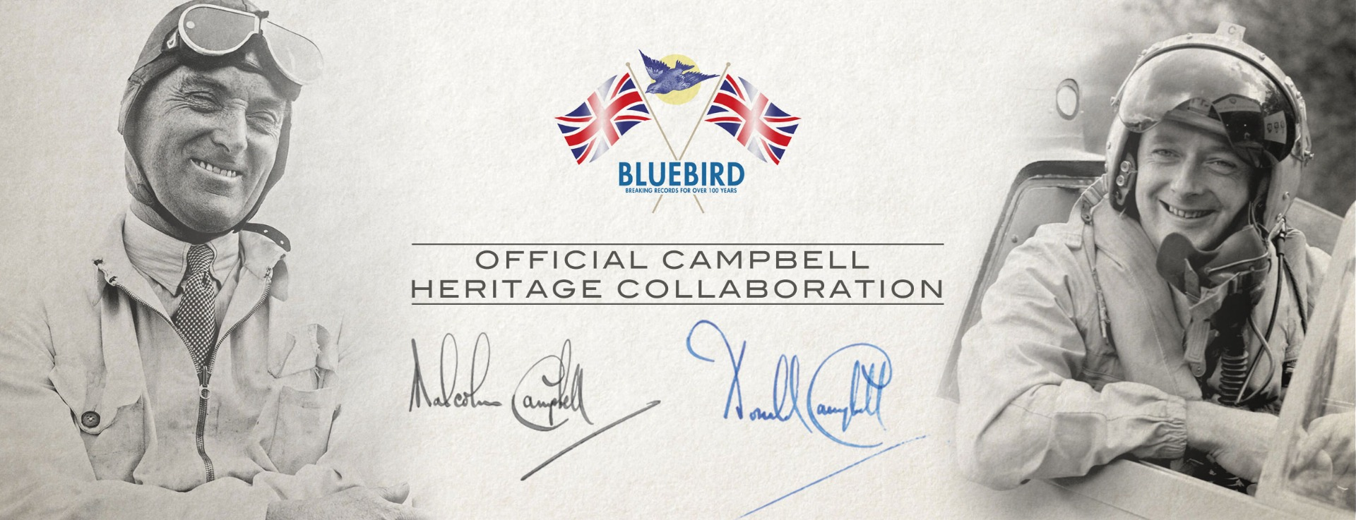 Campbell Heritage collaboration page