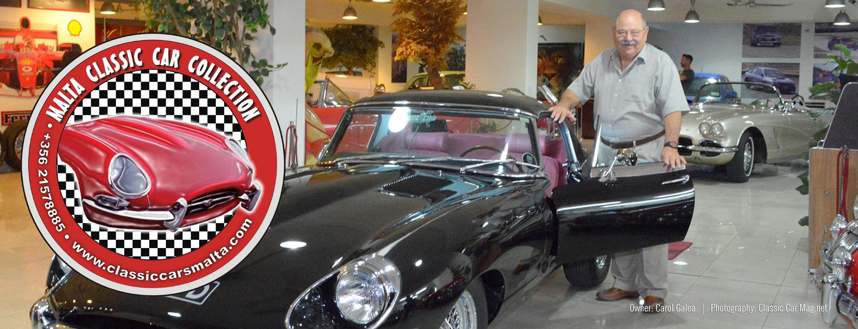 Malta Classic Car
